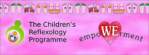 Conception, Maternity & Children's Reflexology. TCRPbanner
